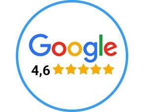 Sie sehen die Gesamte Google Bewertung von Klarsolar